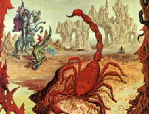 Trabajo 8: Destruyendo la Hidra de Lerna (Escorpio, 23 Octubre – 22 Noviembre)