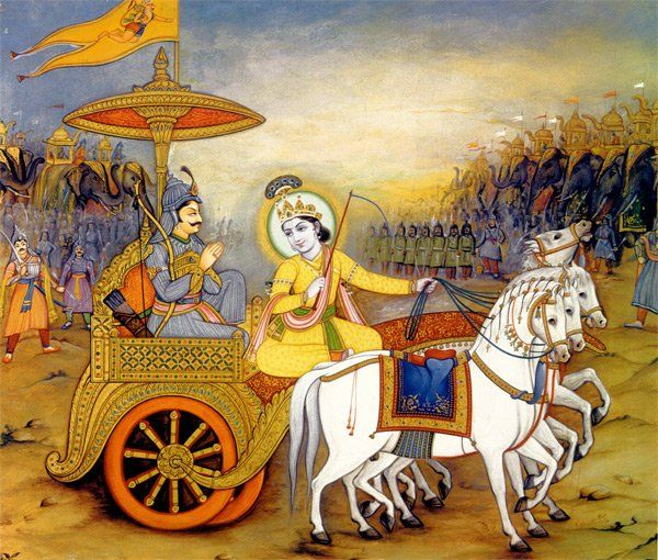 Notas sobre el  Bhagavad Gita – capítulo I, por Alice Ann Bailey